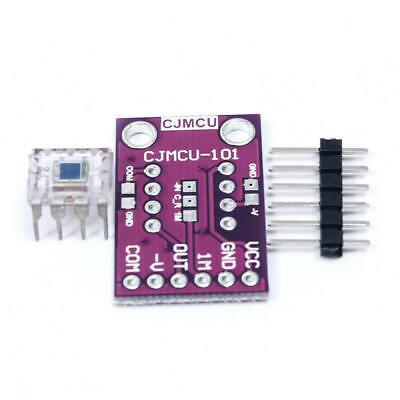 Opt101 Analog Light Intensity Sensor Module Monolithic Photodiode Cjmcu101 New
