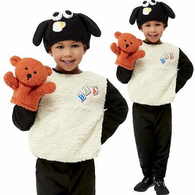 Kleinkind Shaun das Schaf Timmy Kostüm Mädchen Jungen Kinder Welt Buch Tag