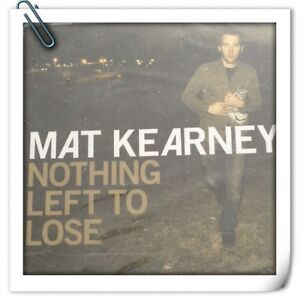 NEW - MAT KEARNEY - CD Berwick Casey Area Preview