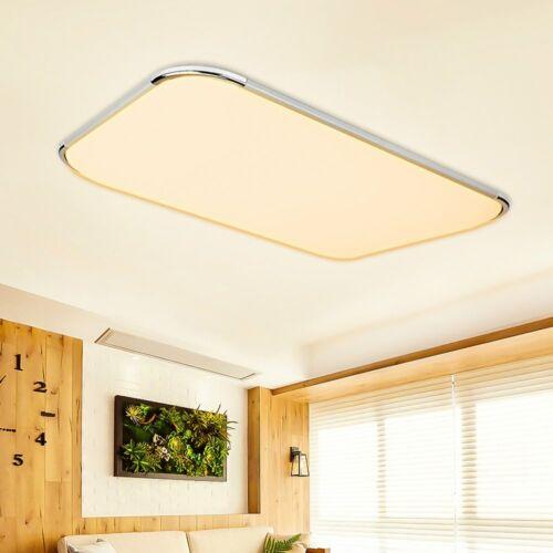 48W LED Deckenleuchte Deckenlampe Panel Wohnzimmer Designleuchte Lampe Warmweiß
