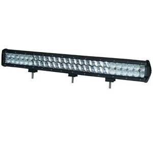 Free Delivery: Osram 26inch 378W 5D Lens LED Light Bar Flood Spo Homebush Strathfield Area Preview