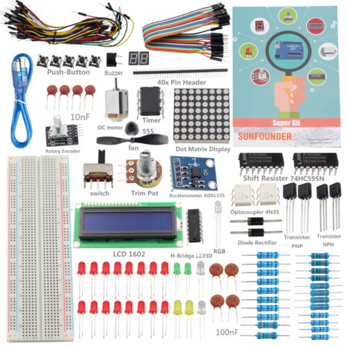 new lab project super v2 starter kit