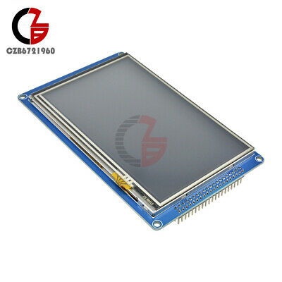 5.0 Inch 5.0 800x480 Tft Lcd Display Ssd1963 Module W Touch Panel Sd Card