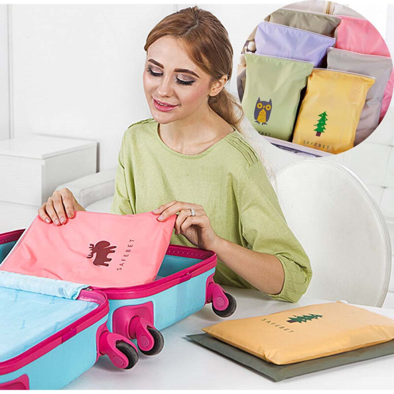 1PC Water Resistant Travel Storage Bags Organizer For Clothes Shoes Underwear