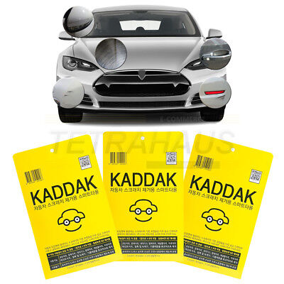 Car Scratch Repair Smart Nano Towel KADDAK 3 PCS Magic Scratches Remover Polish