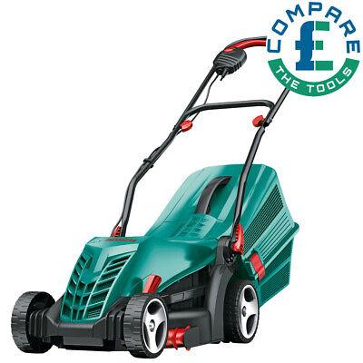 Bosch Green Rotak 34R Corded Electric Rotary Lawn Mower 1300W 240v 06008A6172