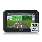 Magellan RoadMate 5320-LM 5.0 Touchscreen Free Map Updates Portable GPS System