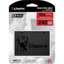 KINGSTON  HARD DISK SSD STATO SOLIDO 2,5 240GB SA400S37/240G SATA 6Gb/s