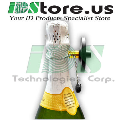 500 Rf 8.2 Mhz Bottle Eas Tag For Checkpoint Compatible Anti Theft System New