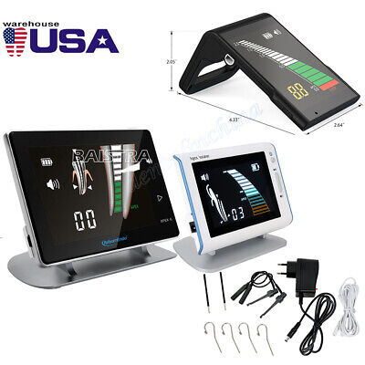 Woodpecker Style Dental Lcd Endodontic Root Canal Apex Locator Rpex6dte Dpex Ii