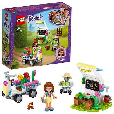 LEGO Friends Olivia's Flower Garden Play Set 41425 Age 5+ 92pcs