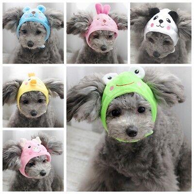 �tze Hut für Welpen Teddy Shapeshift süße kleine Tiere Kostüm (Kostüm Für Katzen)