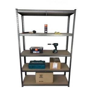 2 1.5 0.9m Garage long span storage shelving racking workbench
