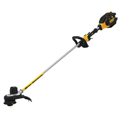 DEWALT 40V MAX XR Li-Ion 15 in. String Trimmer (Tool Only) DCST990BR recon