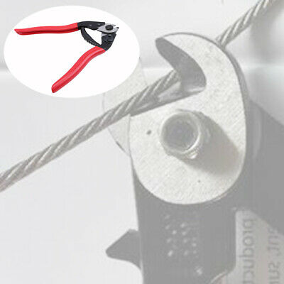 Stainless Steel Wire Rope Aircraft Bicycle Cable Cutter For Deck Railing Durable
