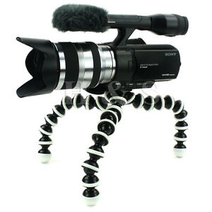 Heavy-Duty-Octopus-Mini-Camera-Camcorder-Tripod-Stand-For-Canon-Nikon-Sony-Fuji