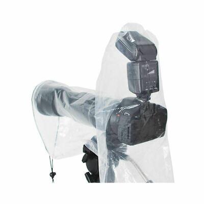 JJC RI-6 Rain Protection Cover for DSLR Cameras with External Flashguns 2PK