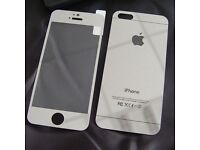 iPhone 5/5s Silver MIRROR CASE