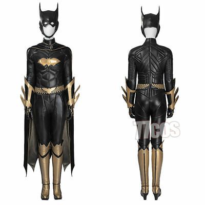 Batgirl Cosplay Costume Custom Made Full Set Batgirl Superwomen Outfit All - Batgirl Cosplay Costume