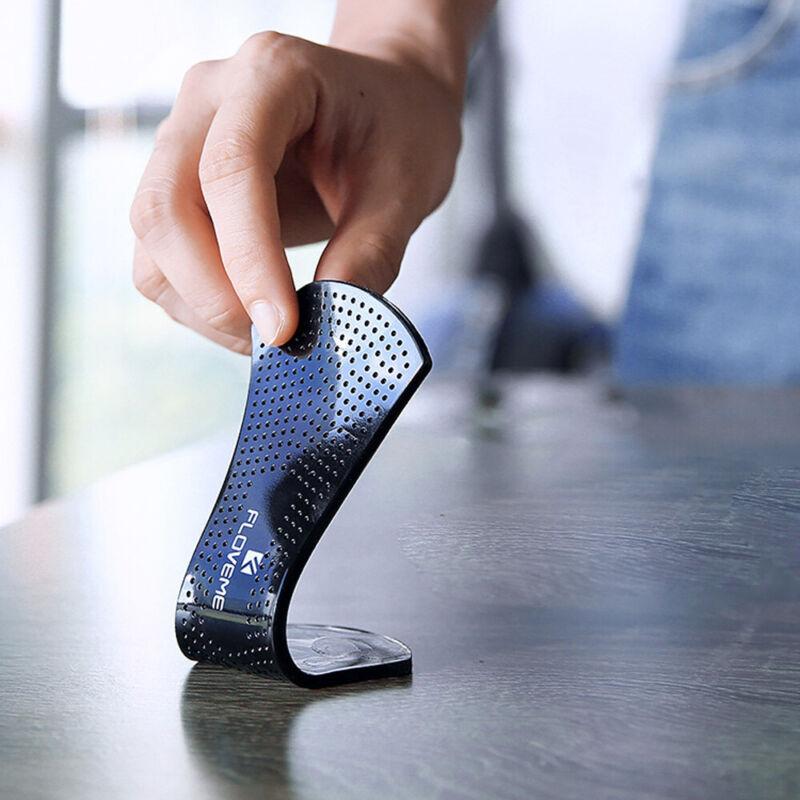 1pcs Black Nano Gel Magic Sticky Anti Slip Mat Car GPS Mount Holder Accessories