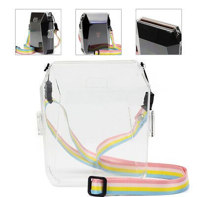 Transparent Case Carrying Hard Cover Bag   Fujifilm Instax Share Sp 3 Sq Printer