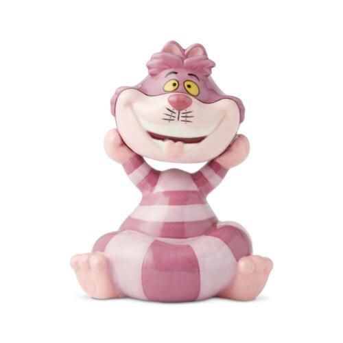 Disney Ceramics CHESHIRE CAT Alice  Wonderland Salt & Pepper Shaker Set 6003749