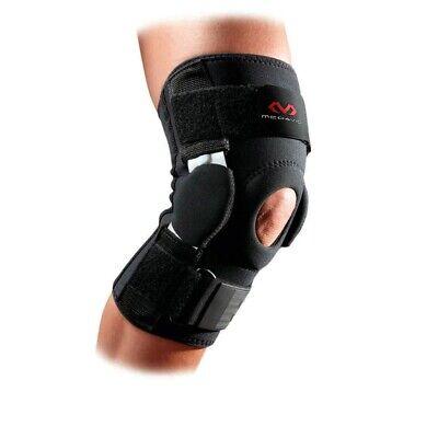 McDavid Knie-Orthese - Knieschiene mit Gelenk - Kniestütze bei Verletzungen