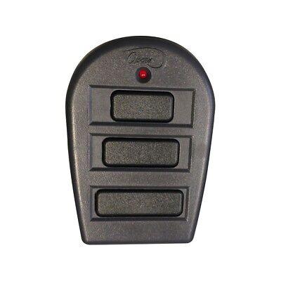 Manaras RADIOEM 103 SD Three Button Garage Door Opener Remote 390 MHz (Single Do