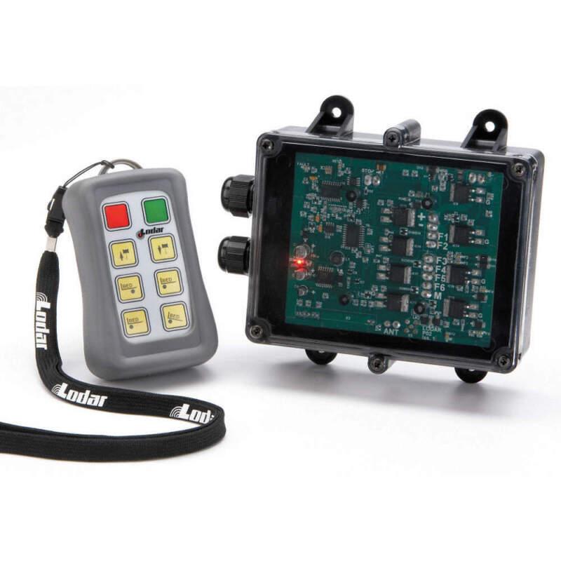 Wireless Winch Remote Control,6 Function 92106-8