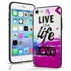 Live life love case iPhone 7 / 8
