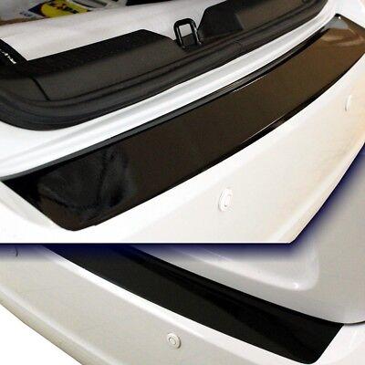 Ladekantenschutz Lackschutzfolie für  Mercedes R-Klasse W251 Schwarz-Glanz 10216
