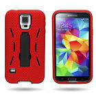 Silicone/Gel/Rubber Cases & Covers with Kickstand for Samsung Galaxy S5