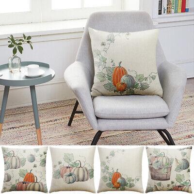 Kissenbezug Für Zuhause Sofa Dekorative Halloween Kürbis G/S (Dekorative Kürbis)