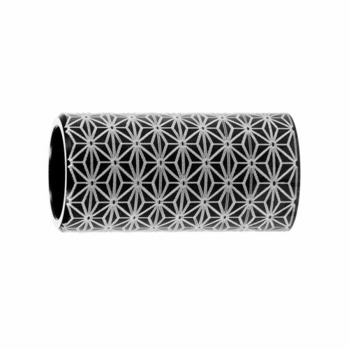"Blazer Big Shot Etched Metal Turbo Nozzle Kit | 2.25"" - Black - Diamond Star"