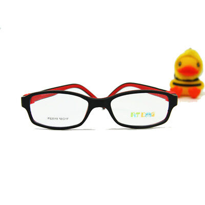 Flexible Bendable Teen Frame Size 50-17 Student No Screw Flexible Kids Glasses - Glass Frame Size