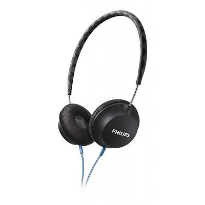 Philips Strada On Ear CitiScape Headband Headphones - Black