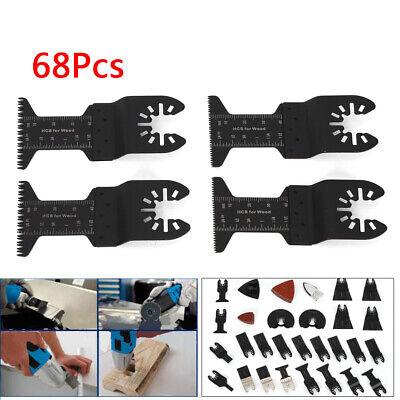 68 Saw Blade Oscillating Multi Tool For Universal Fein Dewalt Coarse