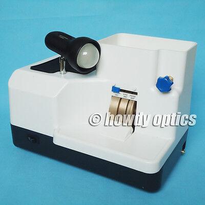 3 Wheel Lens Edger Optical Hand Lens Edger