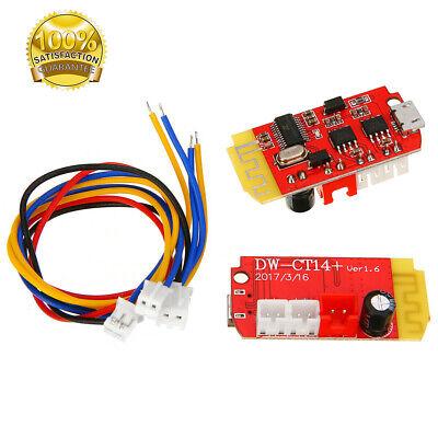 DIY 3.7-5V Dual Plate 3W Amplifier Board Bluetooth Speaker Modification -