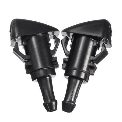 2PCS Windshield Washer Water Nozzle Spray For Chrysler Dodge Ram Dorman 47186 US