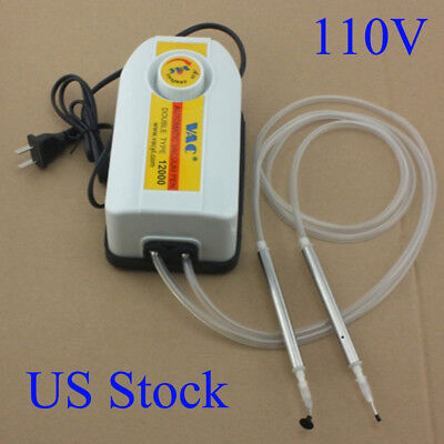 110V Pump Vacuum Suction+2 Pen Placement Machine IC SMD BGA Chip Pick Up Tool US for sale  USA