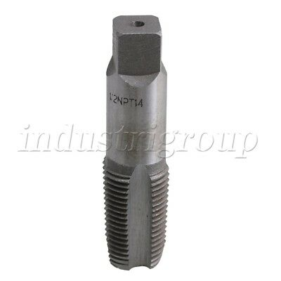 Hss 12 Inch Npt Thread Forming Taps Round Shank With Square End