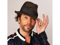 Jamiroquai tickets x 2, Thursday 2 November 2017, Row A