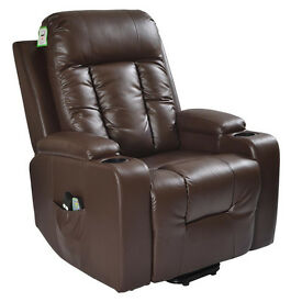 CINEMO ELECTRIC RISER RECLINER ARMCHAIR