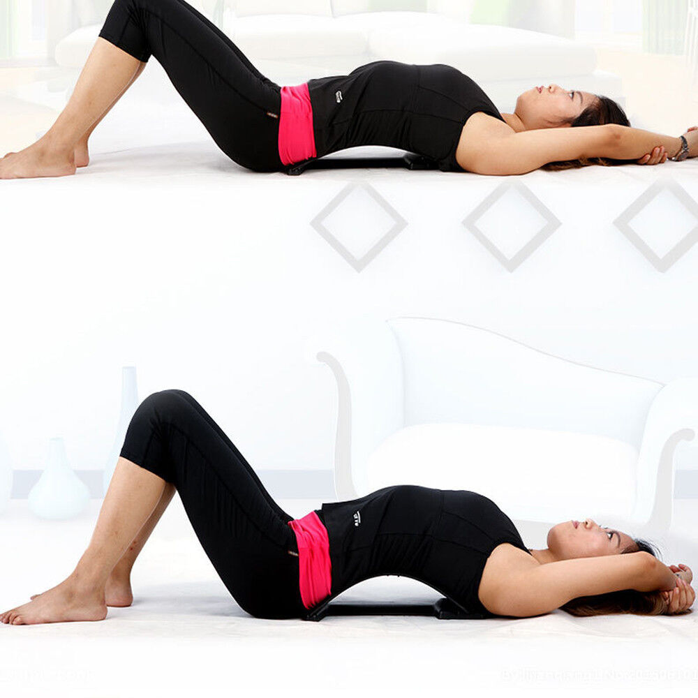 back magic stretching device instructions