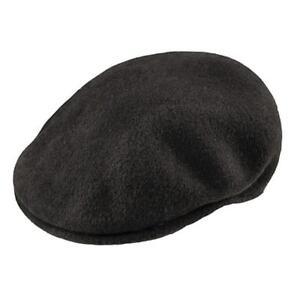 eb80023e8c3 Black Kangol Hat