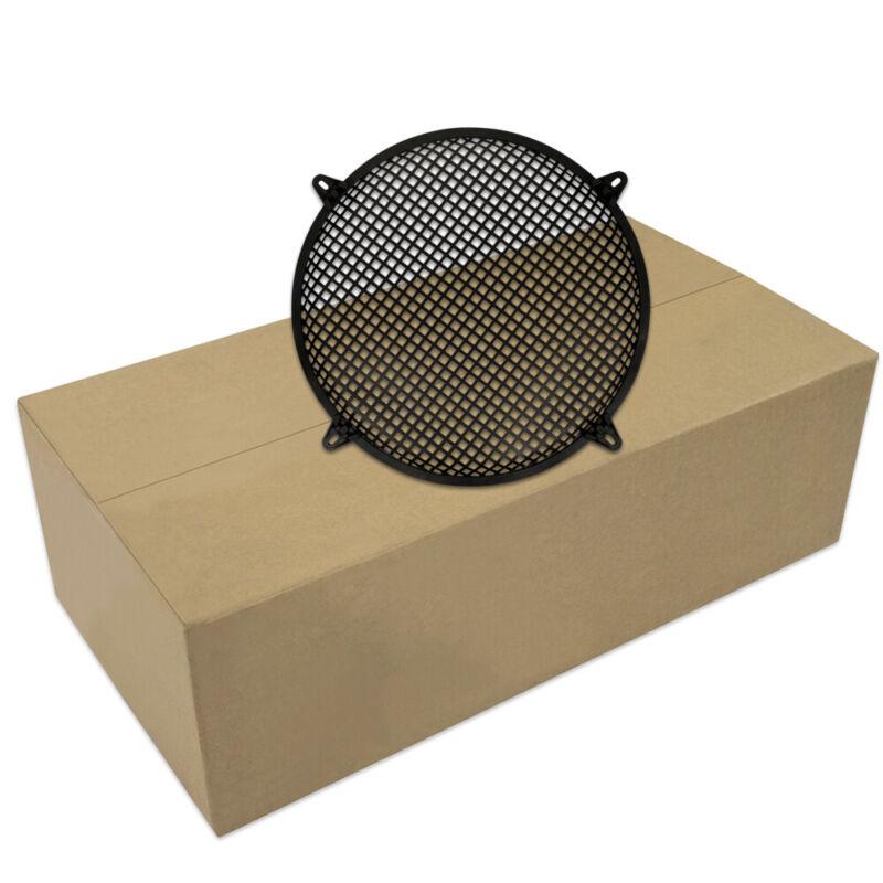 "50 Goldwood Sound SWG-12 Steel Waffle Woofer Grills for 12"" Speakers"