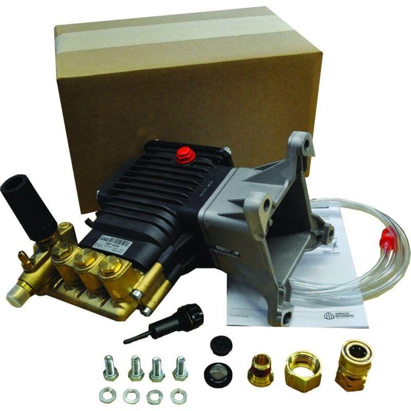 "Annovi Reverberi RSV33G36-PKG Pressure Washer Pump 3600PSI 3.3GPM 1"" 9-13hp"