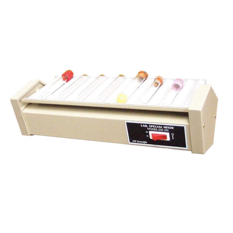 """LW SCIENTIFIC MXL-BLF7-16T1 Shaker,Rocker,0 to 24 rpm,4""""x13.5""""x5.25"""""""