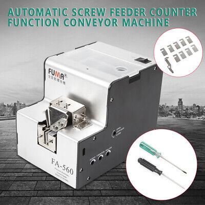 Fa-560 Precision Automatic Screw Feederscrew Dispenser1.0mm 5.0mm Adjustable